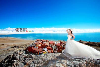 仙女纳木错湖 | 西藏婚纱摄影|拉萨婚纱摄影|西藏