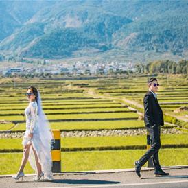 大理婚纱照,大理婚纱摄影,大理旅拍