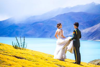 拉萨婚纱摄影,西藏婚纱摄影,拉萨艺术照