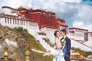 拉萨婚纱摄影,拉萨婚纱照,西藏婚纱照,西藏婚纱摄影,拉萨艺术照