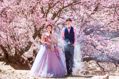 西藏婚纱摄影,西宁婚纱摄影