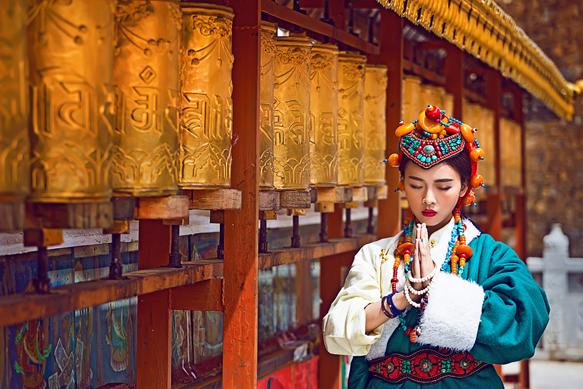 西藏婚纱摄影 拉萨婚纱摄影 西宁婚纱摄影