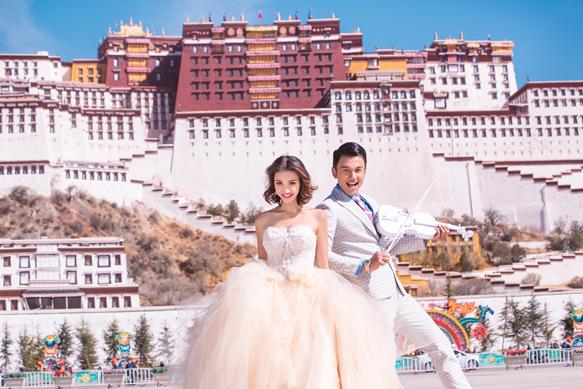 拉萨婚纱摄影,西藏婚纱摄影,拉萨婚纱照,西藏婚纱摄影