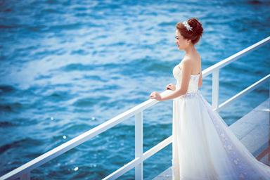 大连婚纱摄影