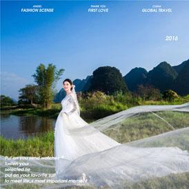 桂林婚纱摄影,桂林婚纱照,桂林旅拍