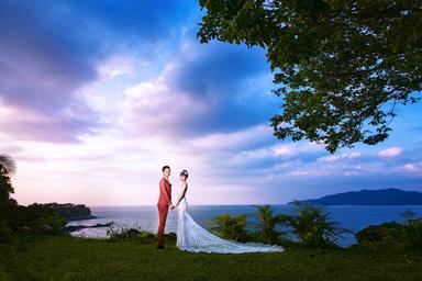 浪漫海景线