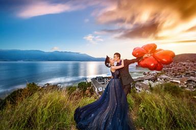 大理婚纱摄影,大理婚纱照,大理摄影工作室