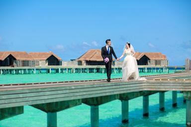 马尔代夫婚纱摄影,马尔代夫婚纱照,马尔代夫旅拍