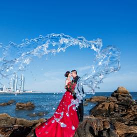 台湾婚纱摄影,台湾婚纱照,台湾旅拍