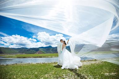 香格里拉婚纱摄影,香格里拉婚纱照,香格里拉旅拍