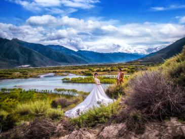川藏线婚纱摄影 川藏线婚纱照 川藏线婚纱旅拍 川藏线旅拍