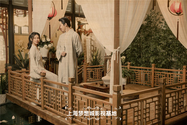 上海婚纱摄影 上海婚纱照 上海旅拍