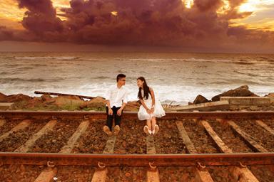 斯里兰卡婚纱摄影 斯里兰卡婚纱照 斯里兰卡旅拍
