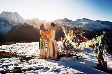 康定婚纱摄影报价,康定婚纱摄影多少钱,康定婚纱照多少钱,康定旅拍报价