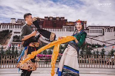 拉萨婚纱摄影 拉萨婚纱照 西藏婚纱摄影 西藏婚纱照